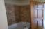 Tub and Stand Up Shower in Upstairs Master