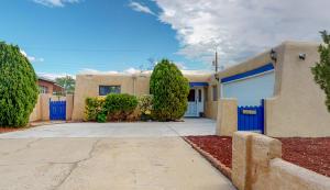 4312 SAN ANDRES Avenue NE, Albuquerque, NM 87110