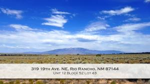 319 19th Avenue NE, Rio Rancho, NM 87144