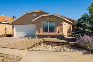 5401 CROWN RIDGE Road NW, Albuquerque, NM 87114