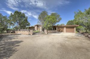 18 OLIVE Road, Sandia Park, NM 87047