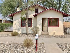 1119 MARBLE Avenue NW, Albuquerque, NM 87102