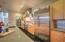 Sub-zero refrigerator and freezer with drawers