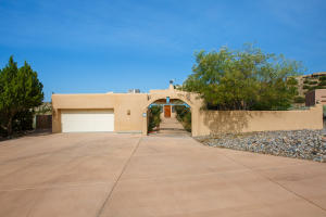 7 Cienega Canyon Road, Placitas, NM 87043