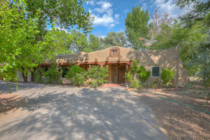 101 COYOTE Trail, Corrales, NM 87048