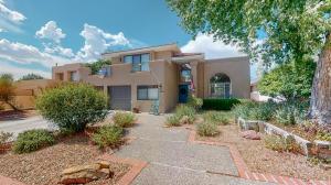 8405 CANYON RUN Road NE, Albuquerque, NM 87111