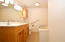 Large Master Bath wwith separate tub and shower