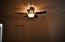 2nd bedroom ceiling fan