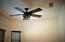Dinning area ceiling fan