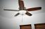 Office/4th bedroom ceiling fan