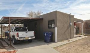2632 1/2 8TH Street NW, Albuquerque, NM 87107