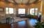 Open floor plan offers SPACIOUS living room