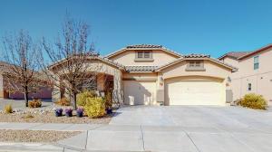8515 HAWK EYE Road NW, Albuquerque, NM 87120