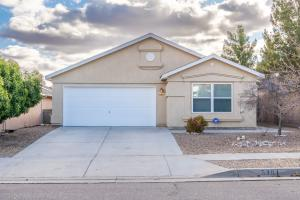 5404 CROWN RIDGE Road NW, Albuquerque, NM 87114