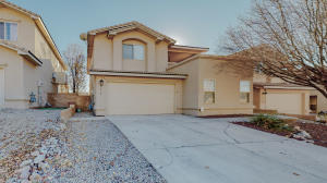 7312 DANCING EAGLE Avenue NE, Albuquerque, NM 87113