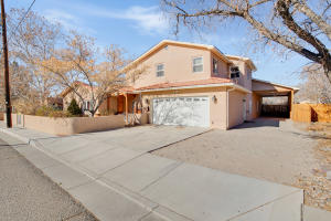 1809 MARBLE Avenue NW, Albuquerque, NM 87104