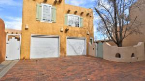 400 & 404 Romero Street NW, Albuquerque, NM 87104