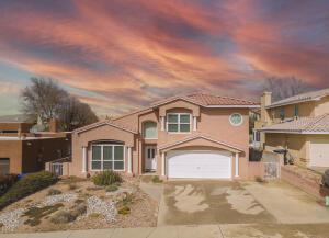 8625 NAPA VALLEY Road NE, Albuquerque, NM 87122