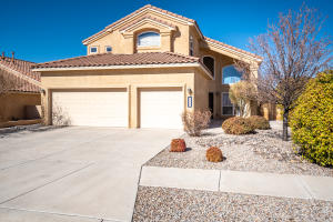 8509 TIERRA MORENA Place NE, Albuquerque, NM 87122