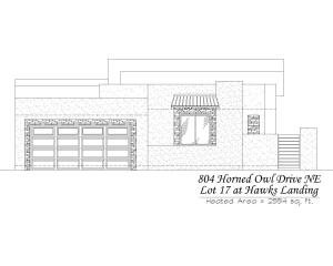 804 Horned Owl Drive NE, Albuquerque, NM 87122