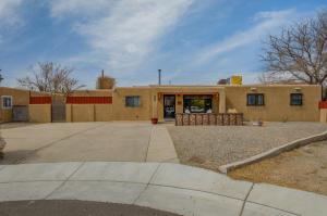 1417 RHODE ISLAND Street NE, Albuquerque, NM 87110