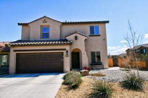6012 JAGGED PEAK Road NW, Albuquerque, NM 87114