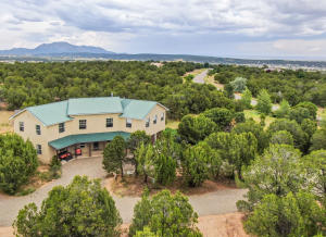 22 Sandia Mountain Ranch Drive, Tijeras, NM 87059