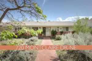 720 Montclaire Drive NE, Albuquerque, NM 87110