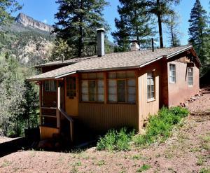 130 DODGE Road, Jemez Springs, NM 87025