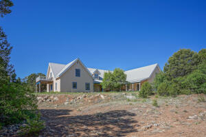 Northern New Mexico style home