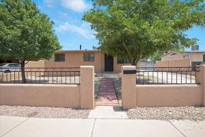 1716 54TH Street NW, Albuquerque, NM 87105