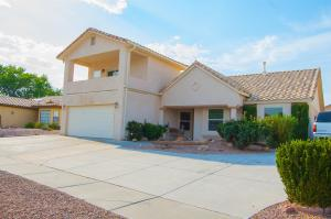 7315 WILLOW WOOD Drive NW, Albuquerque, NM 87120