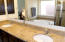 Bath double sinks