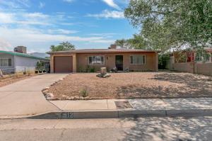 512 MARTHA Street NE, Albuquerque, NM 87123
