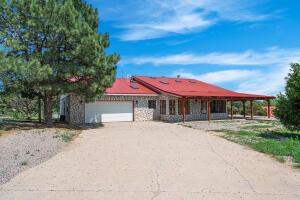 17 RAVEN Road, Tijeras, NM 87059