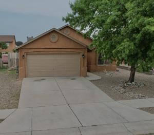 8812 TUNNABORA Avenue SW, Albuquerque, NM 87121