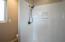 Bedroom 3 roll in shower