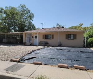 8914 CLAREMONT Avenue NE, Albuquerque, NM 87112