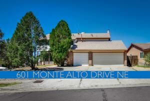 601 MONTE ALTO Drive NE, Albuquerque, NM 87123