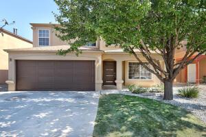 8228 BLUFFS EDGE Street NW, Albuquerque, NM 87120