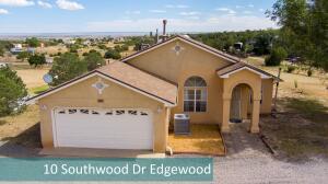 10 SOUTHWOOD Drive, Edgewood, NM 87015