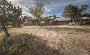 19 BOBCAT HILL Road, Sandia Park, NM 87047