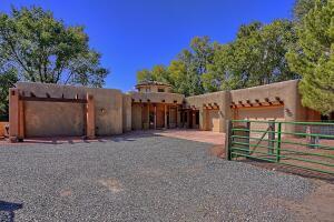 360 Arabian Lane, Corrales, NM 87048