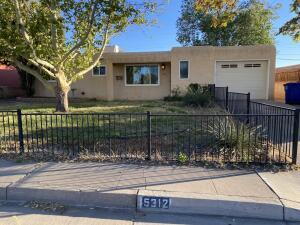 5312 ARVILLA Avenue NE, Albuquerque, NM 87110
