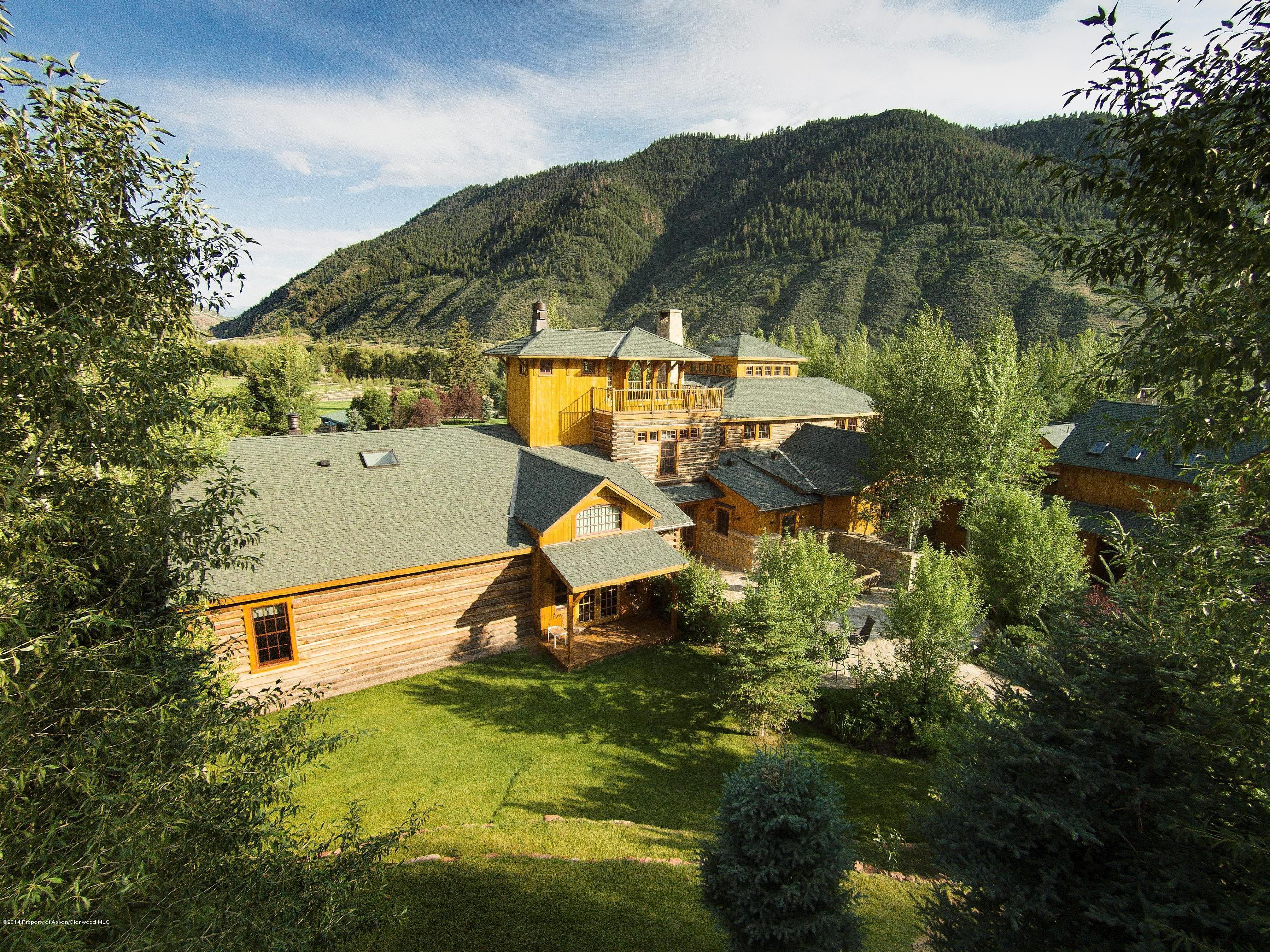 MLS# 135595 - 35 - 50 E River Ranch Road, Snowmass, CO 81654