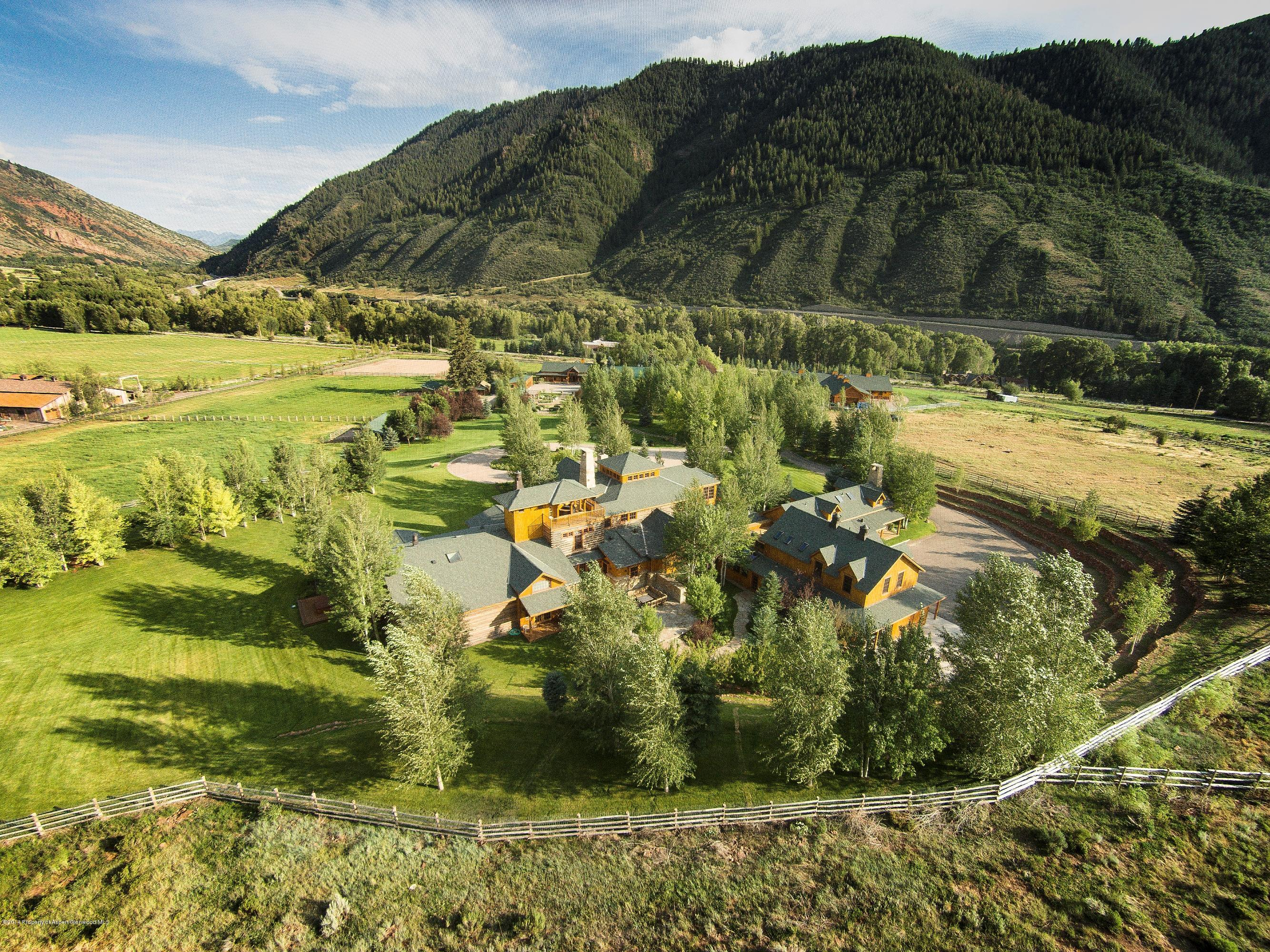 MLS# 135595 - 45 - 50 E River Ranch Road, Snowmass, CO 81654