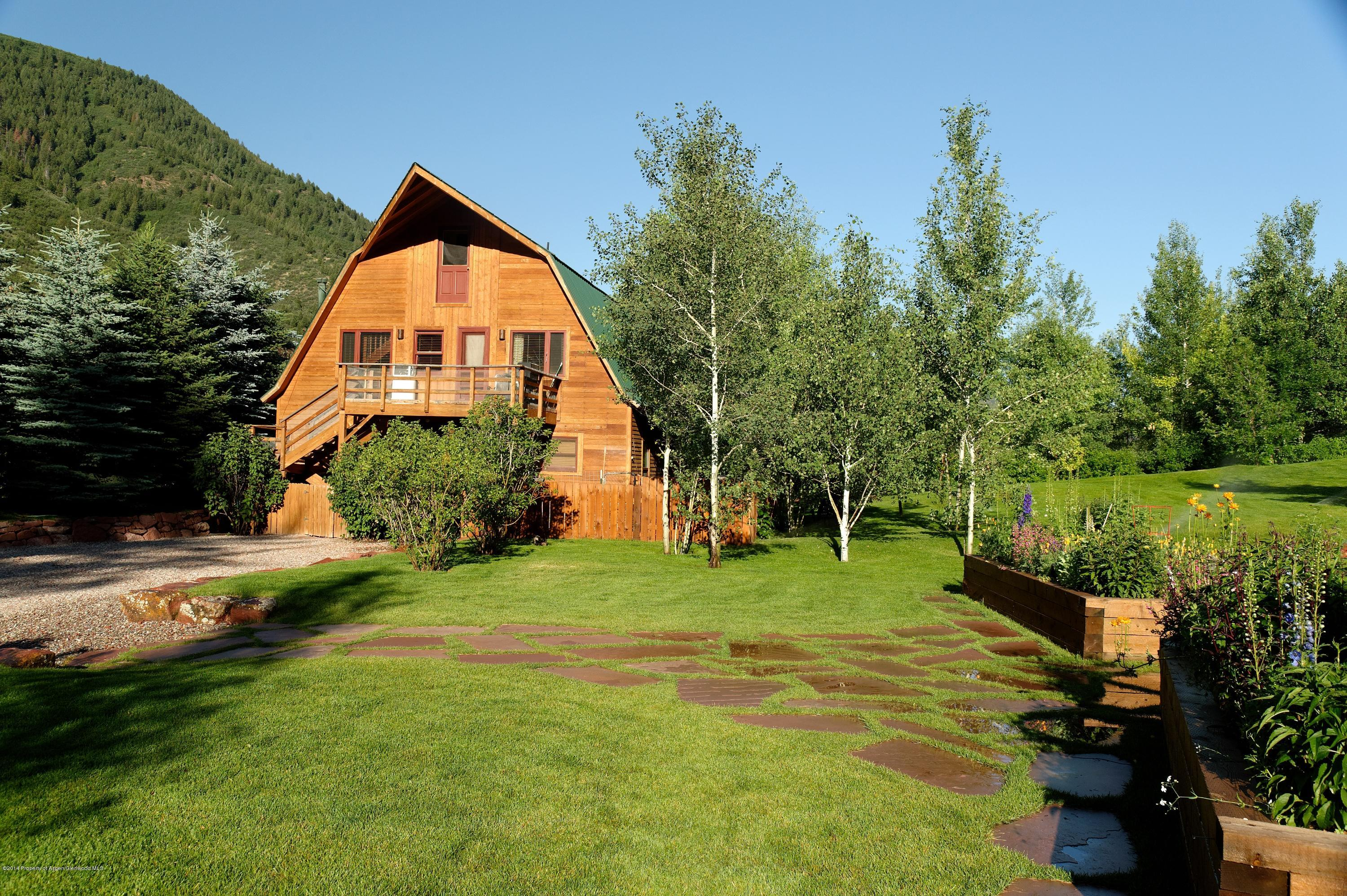 MLS# 135595 - 54 - 50 E River Ranch Road, Snowmass, CO 81654