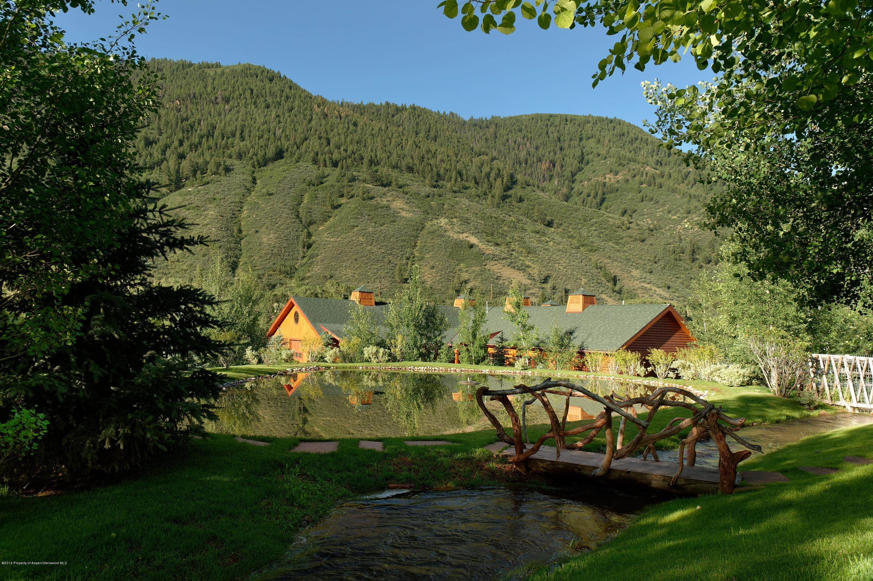 MLS# 135595 - 59 - 50 E River Ranch Road, Snowmass, CO 81654