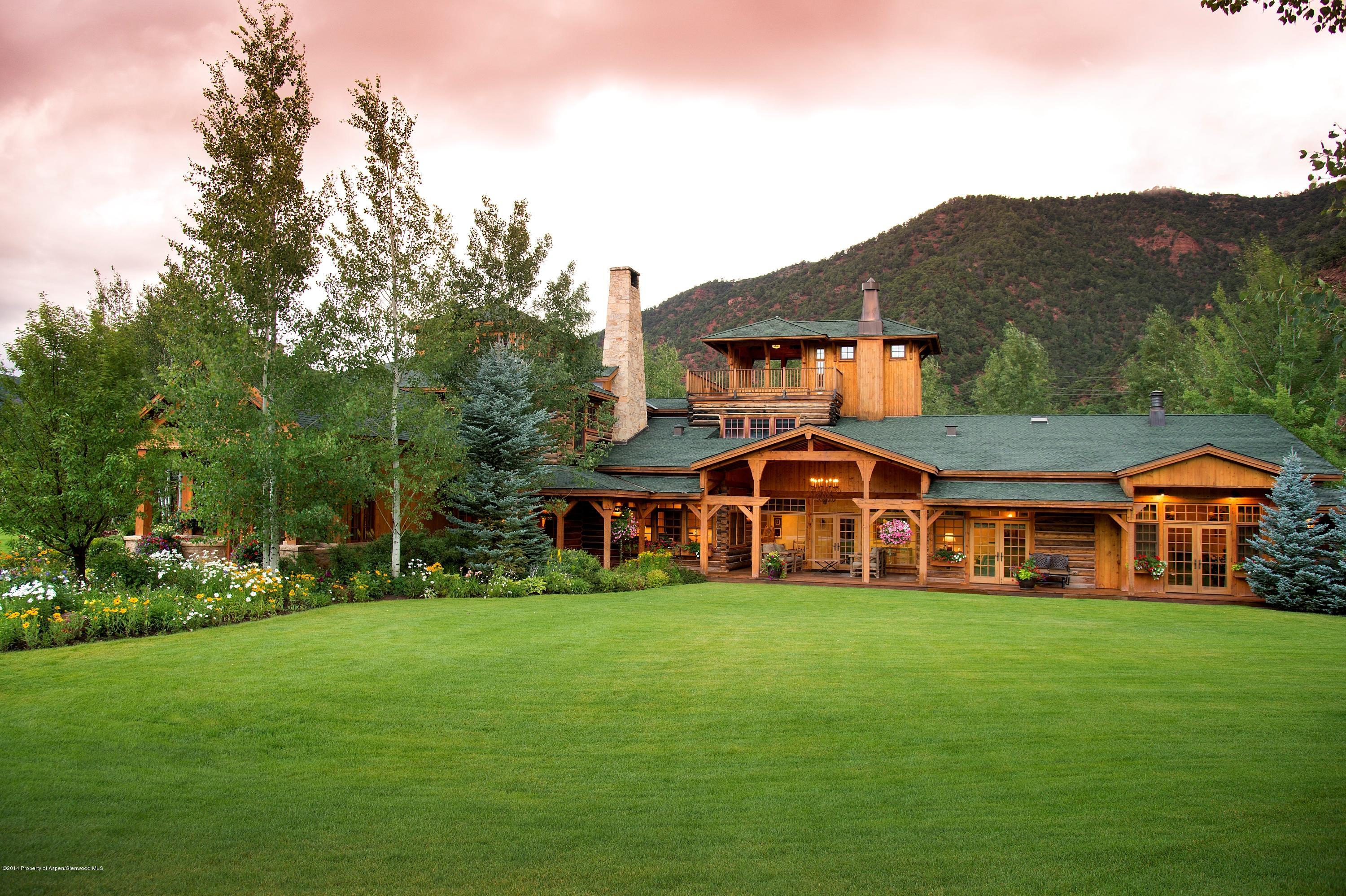 MLS# 135595 - 36 - 50 E River Ranch Road, Snowmass, CO 81654
