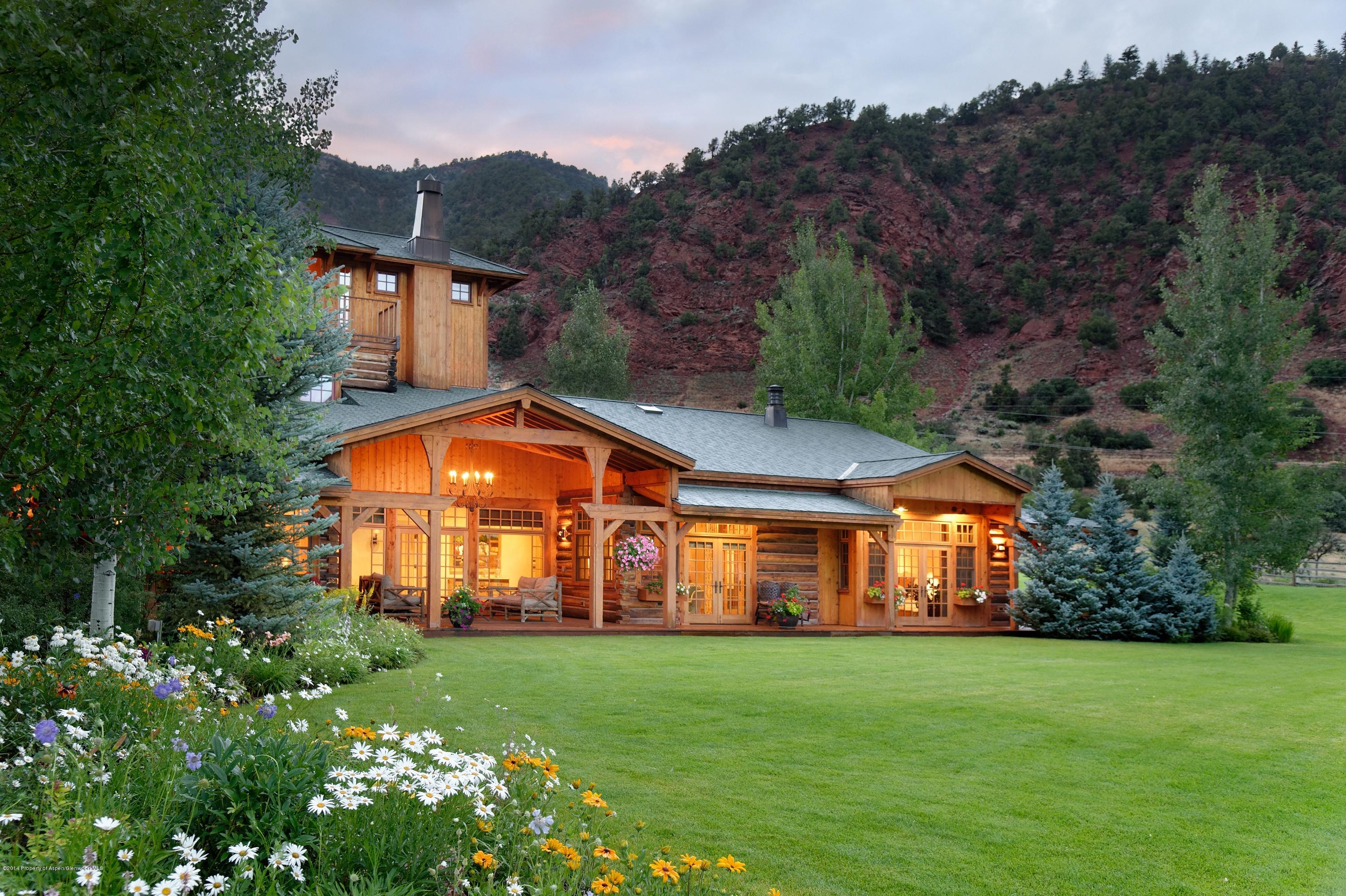 MLS# 135595 - 38 - 50 E River Ranch Road, Snowmass, CO 81654